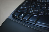 Microsoft Natural Ergonomic Keyboard 4000 の Ctrlキー